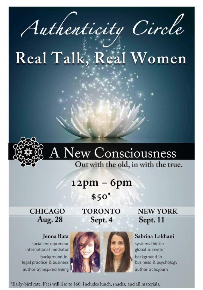 Authenticity Circle Real Talk Real Women