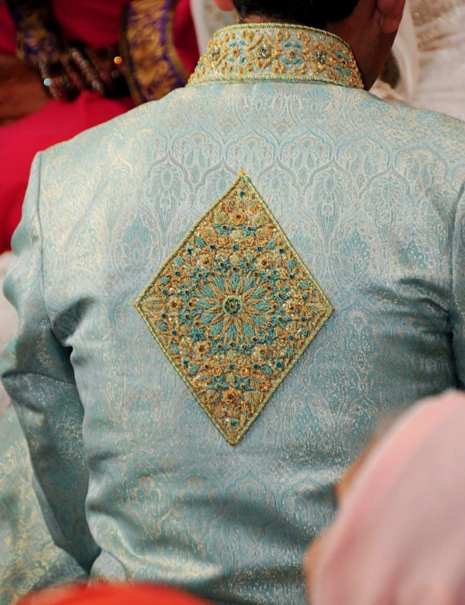 South Asian Desi Indian Wedding Groom